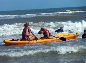 Kayak-renters